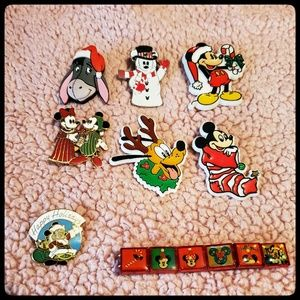 Disney Mickey Mouse Christmas Holiday jewelry